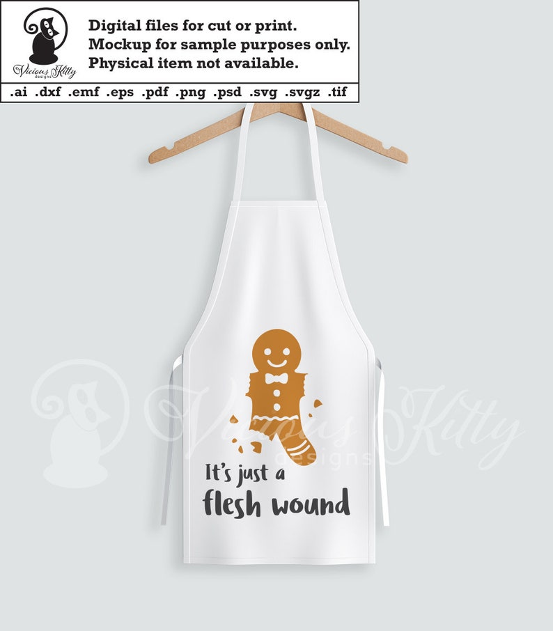 Funny saying svg, just a flesh wound svg, monty python, ai dxf emf eps pdf  png psd svg svgz tif files for cricut, silhouette, brother