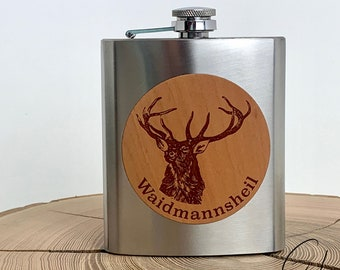 FLACHMANN Jäger WAIDMANNSHEIL