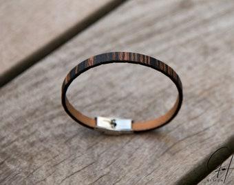 Bracelet Wood Makassar