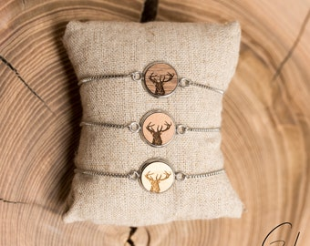 Bracelet Flexi Deer