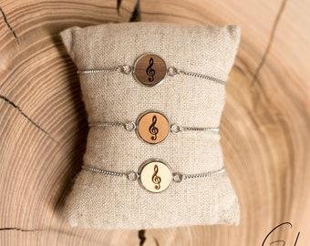 Bracelet Flexi Note Key