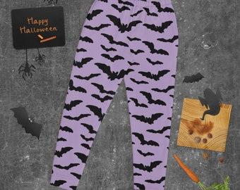 Purple Bat Joggers - Size XS-3X
