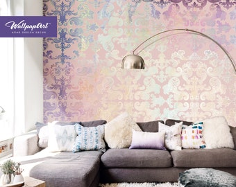 Ethno Peel And Stick Wallpaper Vintage Wall Mural Removable Bohemian 75