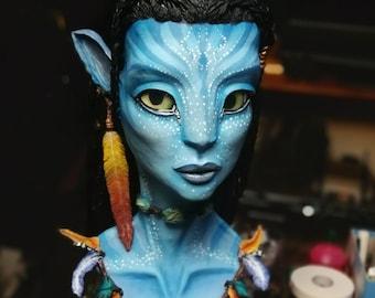Thermal mug avatar neytiri na /'vi official banshee