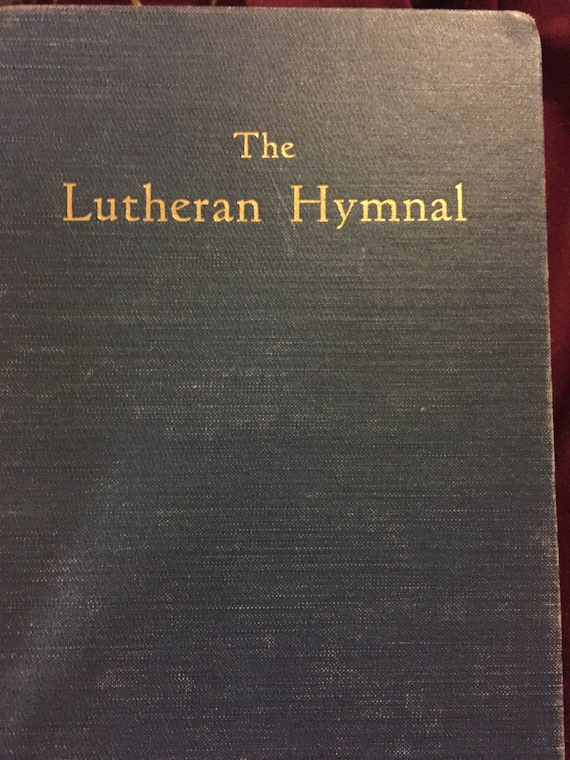 Image result for the lutheran hymnal