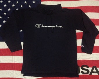 c0c5402cc83e6 Champion Spell Out Sweatshirt championproducts cotton