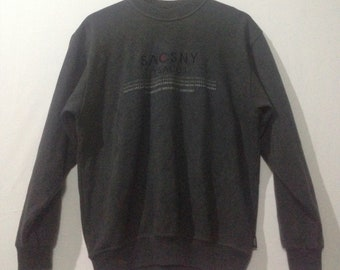 525a81460797 Rare yohji yamamoto Accsessories sweatshirt - sacsny Y Saccs - made in japan  - medium mens size