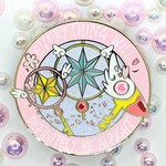 Everything Will Definitely Be Alright Cardcaptor Sakura Hard Enamel Pin