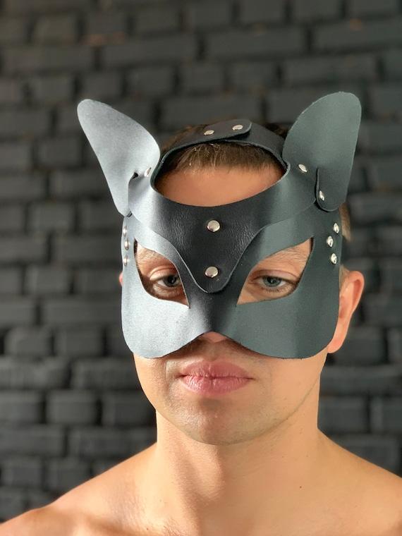 Pet Play Mask