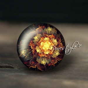 Flowers Image Glass Cabochon,Glass cabochons,Dome cabochons Cabs Cabochons Handmade Photo Glass Cabochon Glass cabochon Round cabochons