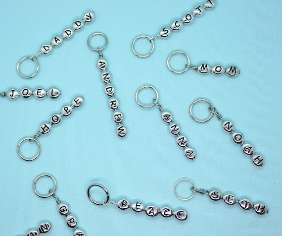 Hilaryannedesigns PRICE CORRECTION, Extra Charms, Custom Word Charge