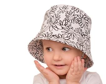 Chapeau d été pour enfant, baby summer hat, chapeau soleil nouveau né,  newborn baby summer hat, chapeau soleil enfant, tirigolo 29d1e2083b4