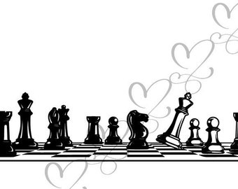 battle strategy etsy 1970 Food Background chess board chess strategy board game king chess piece falling authority battle svg eps vector clipart digital circuit cut cutting