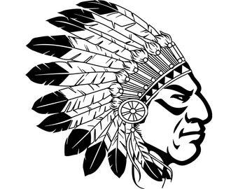 Apache tribe | Etsy