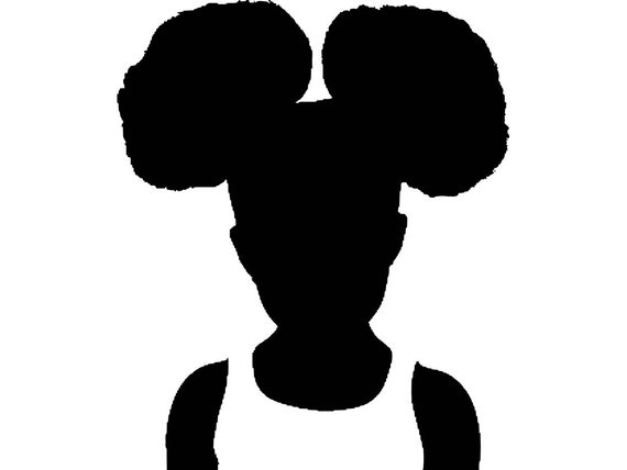 Afro Baby Girl Afro Hair Style Afro Puff Cute Girl Natural