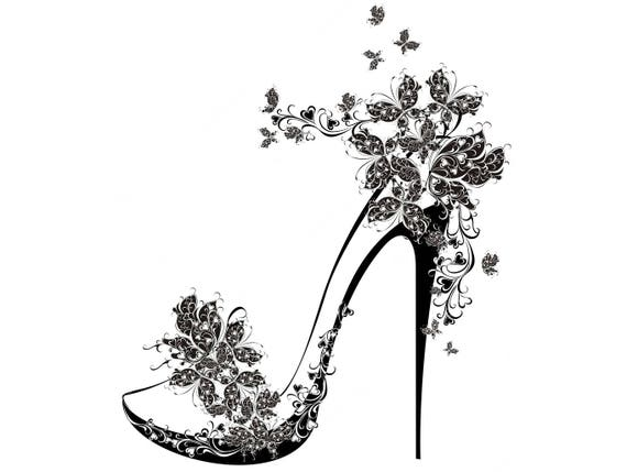 shoes heels flowers tacones mujeres high glamour beauty