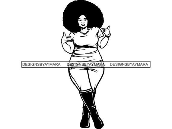 Ebony Amateur Bbw Big Tits