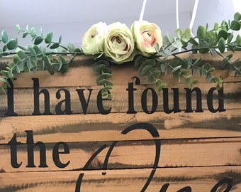 wedding sign, song of Solomon 3:4