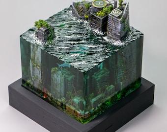 Flooded city (v.1)