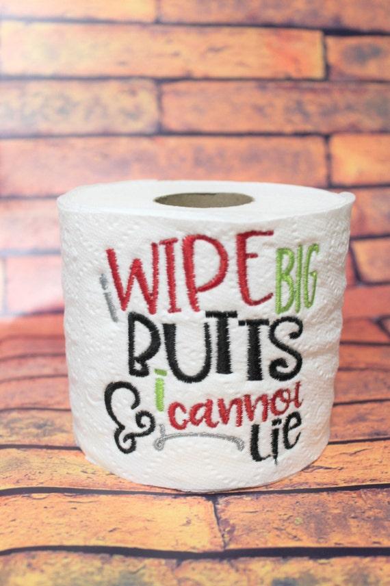 Novelty Toilet Paper Gag Gifts For Men Funny Gift Etsy