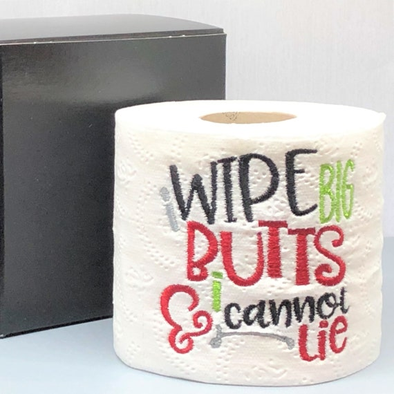 Funny Gifts For Friends Novelty Toilet Paper Etsy