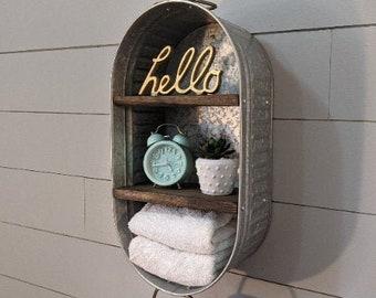 Farmhouse Bathroom Decor, Farmhouse Bathroom Wall Art Ideas