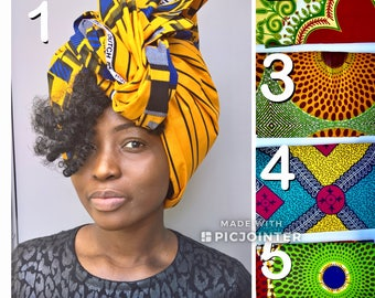 African Ankara Headwrsps, African Headwraps, African Headwraps, African Clothing, African Beads, African Headwraps , Ankara Headpieces