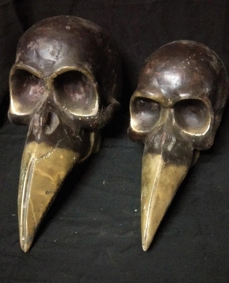 Totenkopf  Skull  Briefbeschwerer  20 cm Paperwight