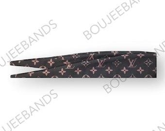 ec7428cc8fb4 Classic LV TieBack - TieBack - Designer Inspired Headband - Men