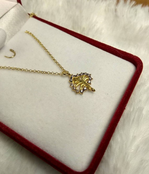 Modern Greek Jewelry Bride to be Everyday pendant Wedding Pendant Elegant Gift Made in Greece Solitaire Cubic Zirconia Necklace