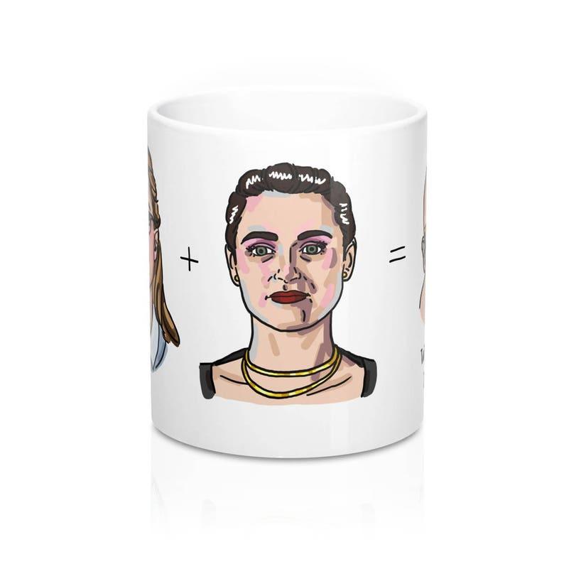 Supergirl Mug: Kara Danvers + Lena Luthor baby, SUPERCORP shipper mug,  fanfic, gag gift, OTP, fandom, funny mug, femslash gift, joke mug