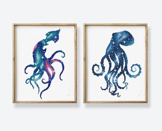 Octopus Skirt PLG