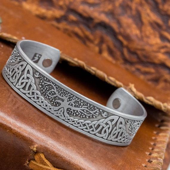 Tree of Life Yggdrasil Arm ring Bracelet Bangle