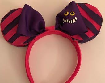 Cheshire Cat Ears