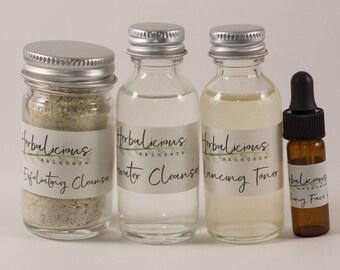 Organic Skincare/4-Piece Set
