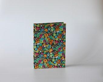 Liberty Cotton Hardback A5 Lined Journal