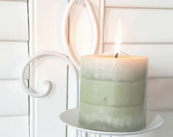 Wrought Iron Wall Sconce, Candle Holder