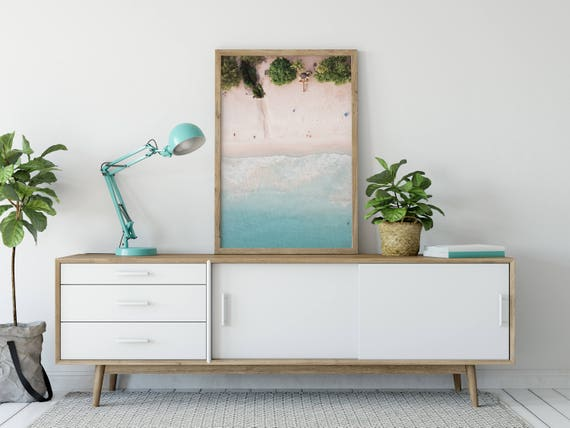 Pastel Colours Beach Scene Natural Light Photography Soft Sand Blue Water Beach Drone Photography Drone Photo Caribbean Sea