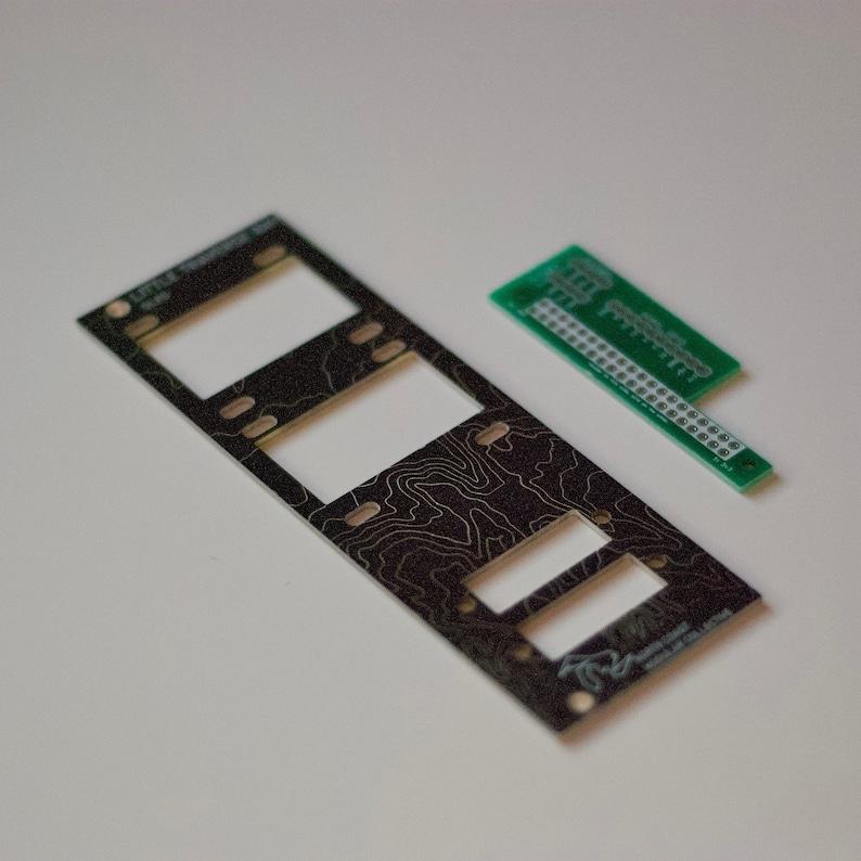 Little Traverse Bay OLED Eurorack panel for Terminal Tedium by image 0