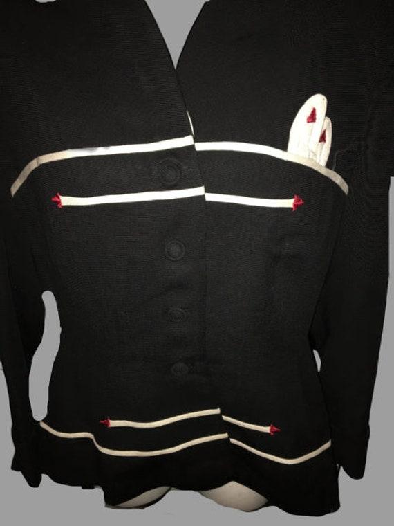 Vintage/Retro Lilli Ann of San Francisco Jacket