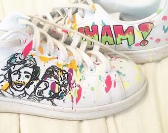 Hand painted adidas | Etsy Etsy Etsy b1a349