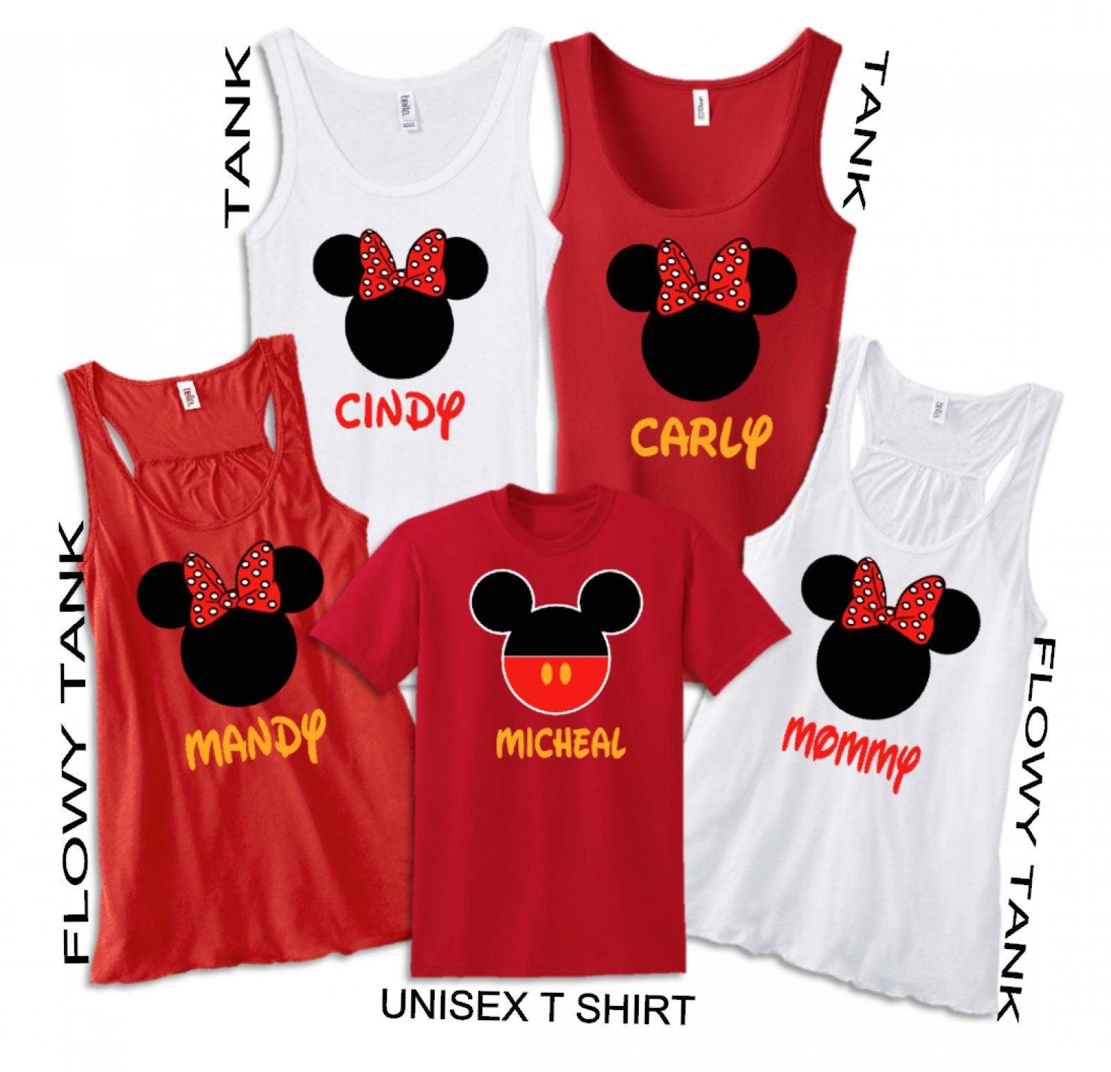 e6bdaa07 Mickey Mouse Clubhouse matching birthday T-shirt birthday boy | Etsy