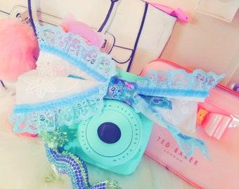Kawaii Lolita lace head bow