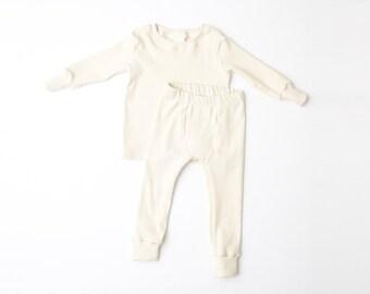 4ba2a1dc2 Organic kids pajamas