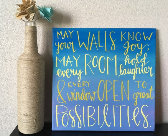 Custom, Custom Canvas, Friends, Quotes about friends, friendship, Company,  Gather, Positivity, Wall Art, Inspirational quotes