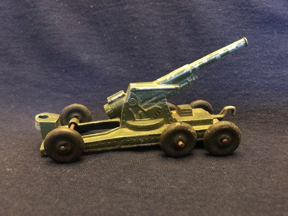 Canon antiaérien Tootsietoy militaire