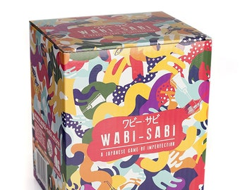 WABI-SABI 3D Ceramic Jigsaw Puzzle Game - Perfect Game of Imperfection for Adult Stress Relief   Unique & Creative Japanese culture Toys