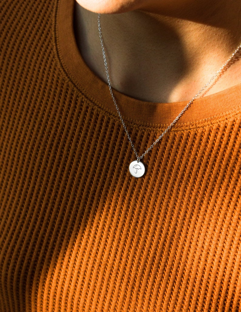 Meteorology Jewelry  Weather Necklace  Gifts for image 0