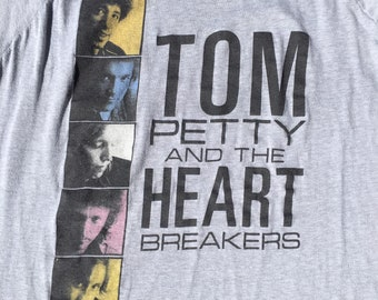 Tom Petty and The Heartbreakers 1985 Tour T-Shirt