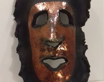 Icarus – Greek mask wall decoration